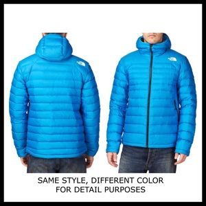 The North Face Jackets & Coats - THE NORTH FACE DOWN INSULATED HOODIE PUFFER JACKET